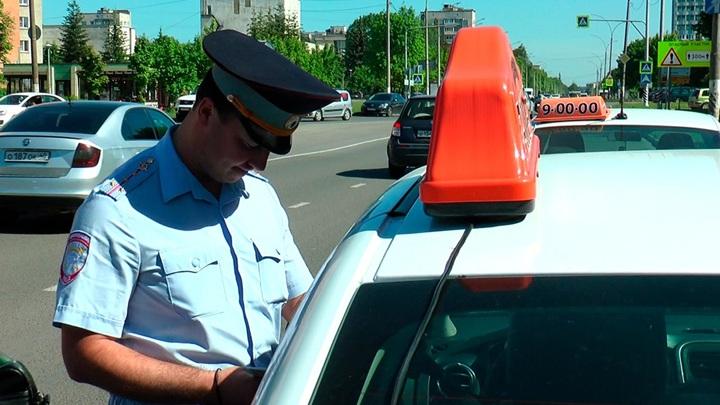 Цифровая база таксистов заработает в Москве и Подмосковье с 1 августа
