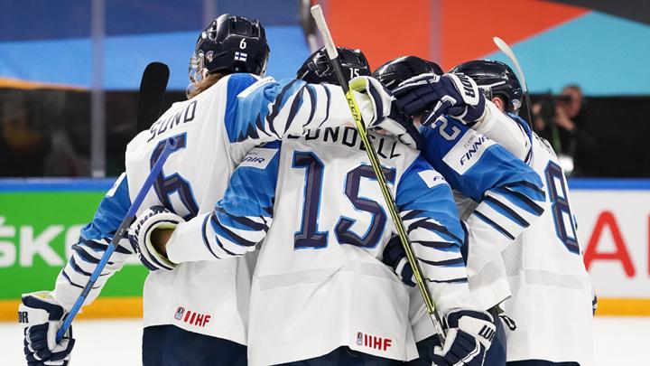 Сборная Финляндии в финале Ice Hockey World Championship
