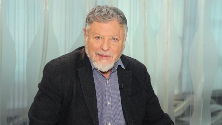 Лауреат Пушкинской премии Игорь Волгин
