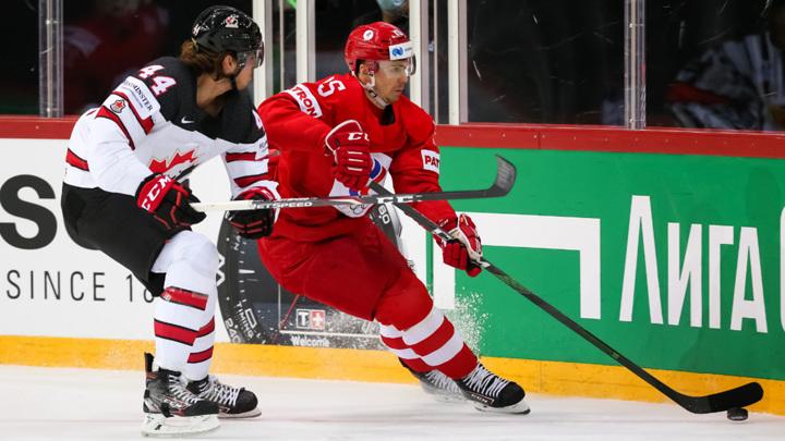 Хоккеисты России и Канады сыграют в одной группе WC-2022
