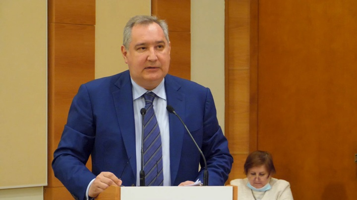 """""""Жаба душит"""". Рогозин высказался об американских санкциях и российских двигателях"""