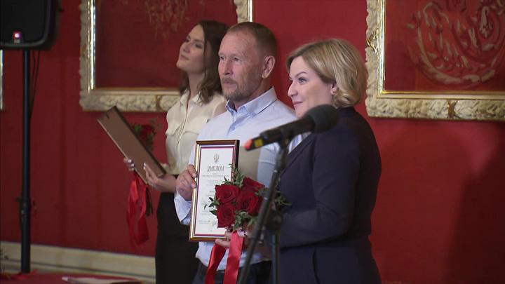 В Москве вручили премии Правительства Российской Федерации в области культуры