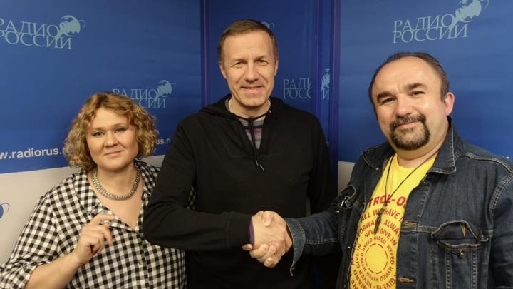 Ольга Максимова, Максим Кадаков и Дмитрий Чернов
