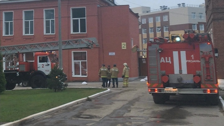 Власти подтвердили, что причиной пожара в больнице стал аппарат ИВЛ