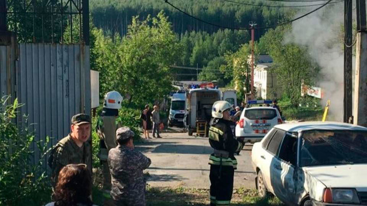 Шесть человек погибли в ДТП с автобусом на Урале