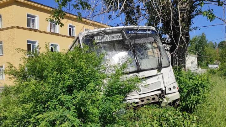 Водитель автобуса, сбивший людей на Урале, стал фигурантом уголовного дела