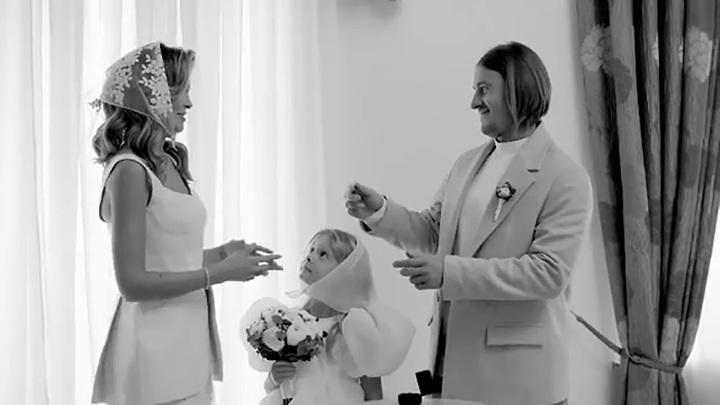 Слезы невесты и обмен кольцами: Мария Горбань впервые опубликовала видео со свадьбы