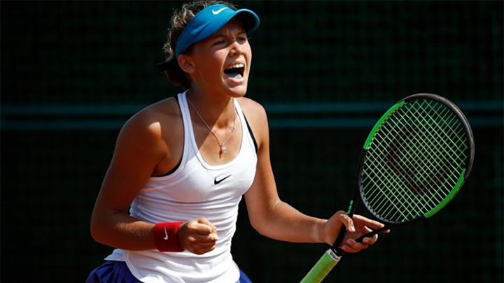 Юниорский Roland Garros: Андреева выбила Кудерметову