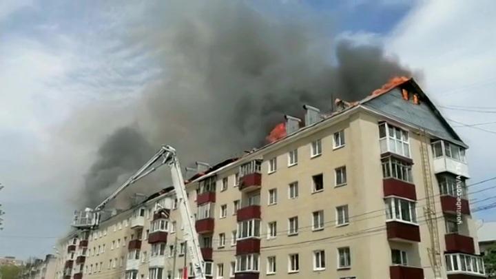 Погорельцы из многоэтажки в Южно-Сахалинске получат деньги на ремонт