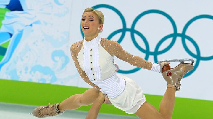 Фигуристка Савченко решила возобновить карьеру