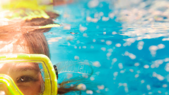 В Саратовской области в бассейне чуть не утонул ребенок