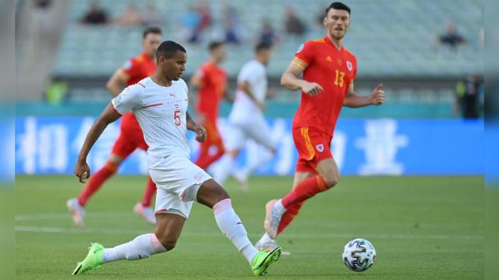 Сборная Уэльса выстояла против команды Швейцарии