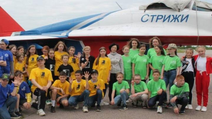 """""""Стрижи"""" провели экскурсию для ярославских школьников и студентов"""