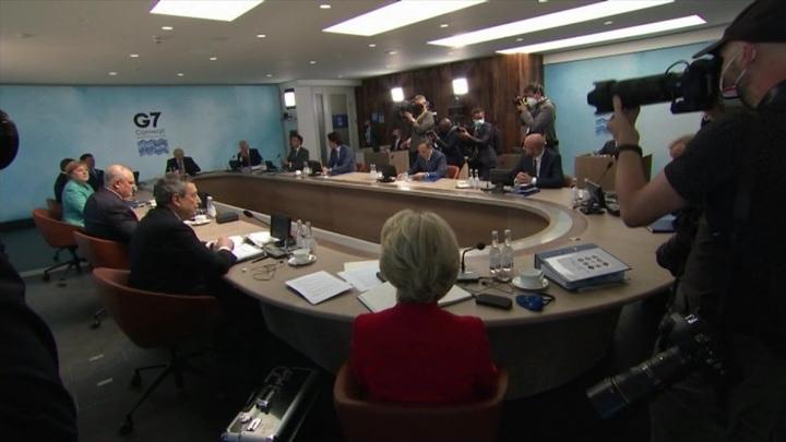 Откуда взялся COVID-19: Китай в дискуссиях на саммите G7 фигурировал чаще России