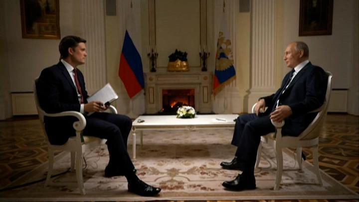 Путин – о преемнике и главной задаче