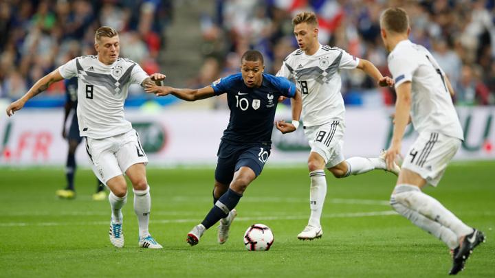 Евро-2020: Франция и Германия сыграют центральный матч пятого дня