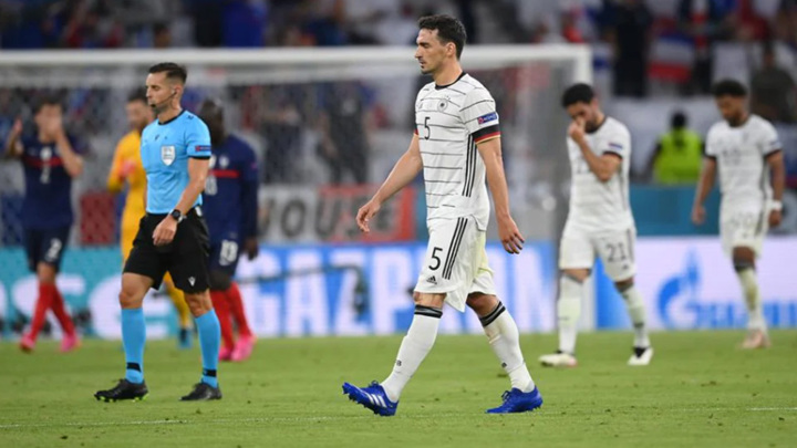 Франция – Германия – 1:0. Все решил гол в свои ворота от Хуммельса