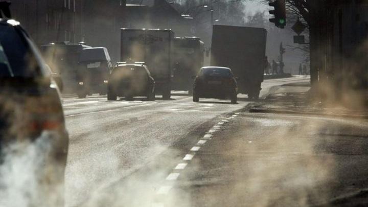 В Новосибирске вновь ухудшилось качество воздуха