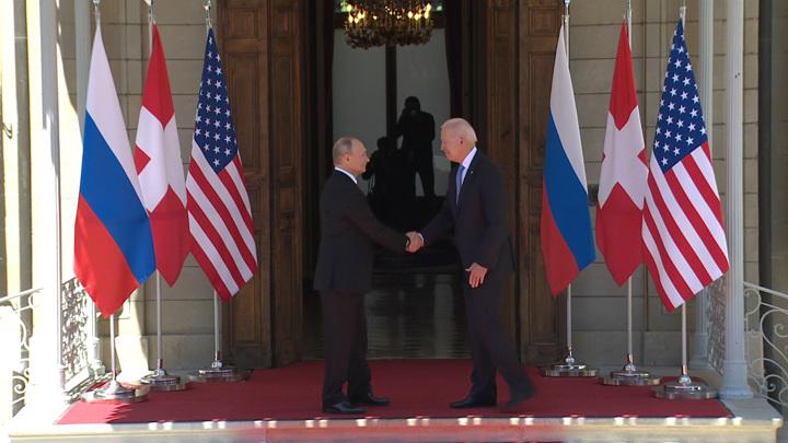 Песков высказался о встрече Путина с Байденом