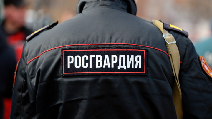 В Томске по факту нападения на росгвардейца возбуждено уголовное дело