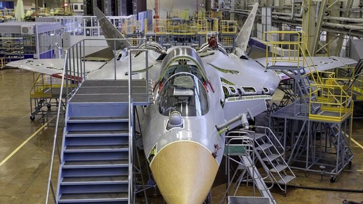 Российские военные получат 4 истребителя пятого поколения в 2021 году