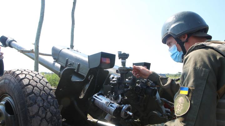Украинская армия может стать сильнейшей в Европе, считает Зеленский