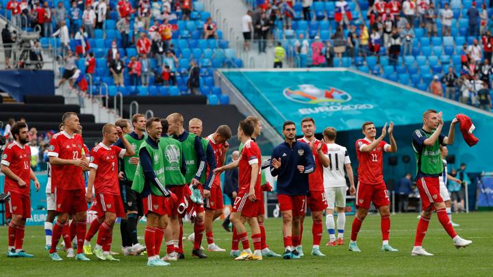 Футболисты сборной России одержали первую победу на Евро-2020