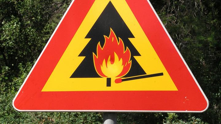 В семи районах Оренбургской области могут повысить класс пожарной опасности