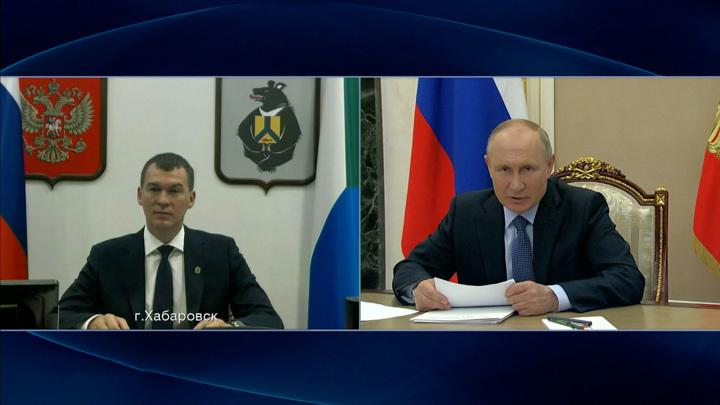 Дегтярев: уровень безработицы в Хабаровском крае ниже, чем по стране