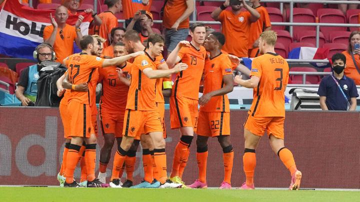 Сборная Нидерландов обыграла Австрию в матче чемпионата Европы