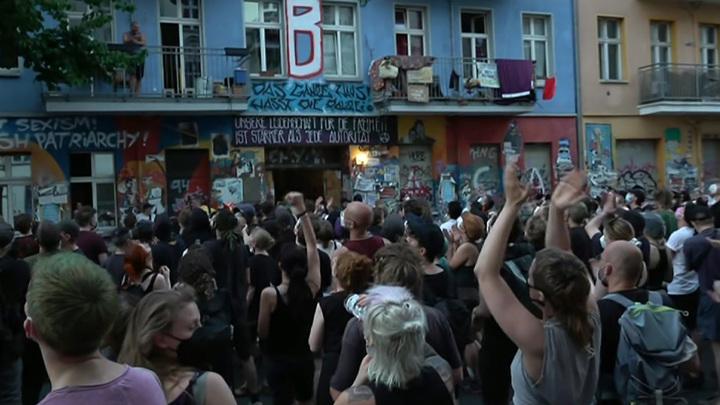 Коммунальные пираты: Германия захвачена сквоттерами