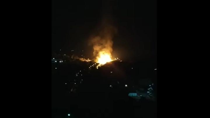 В Луганске прогремел взрыв на газопроводе