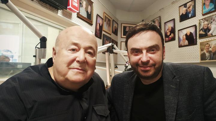Александр Калягин и Дмитрий Бертман