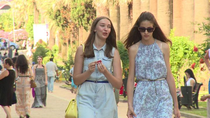 Сочи назвали самым популярным местом отдыха у российской молодежи