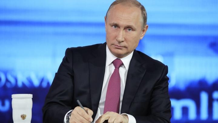 Путин: для борьбы с COVID-19 необходимо наращивать темпы вакцинации