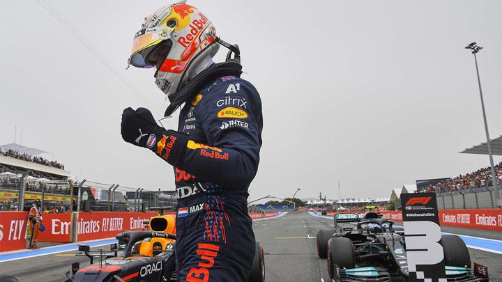 Макс Ферстаппен выиграл Гран-при Австрии