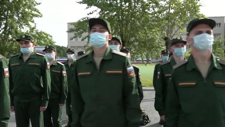 Осенний призыв на срочную военную службу стартует завтра