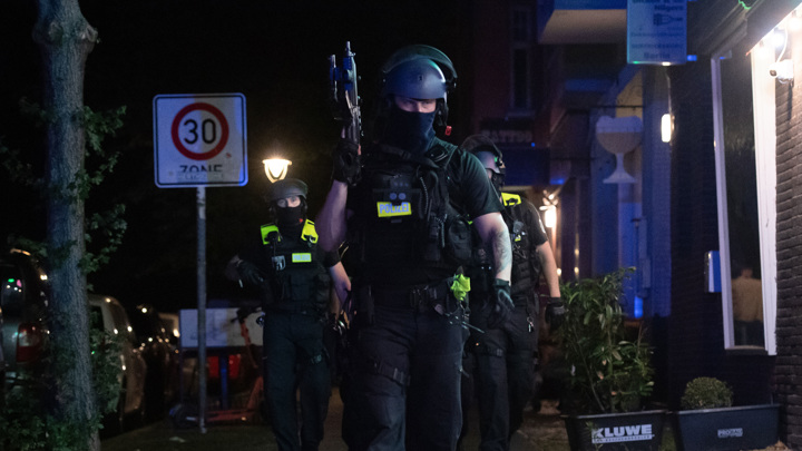 Раненые в Берлине: идет полицейская операция