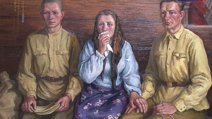 """Выставка """"Июнь 1941. До и после"""" открылась в Музее Победы на Поклонной горе"""