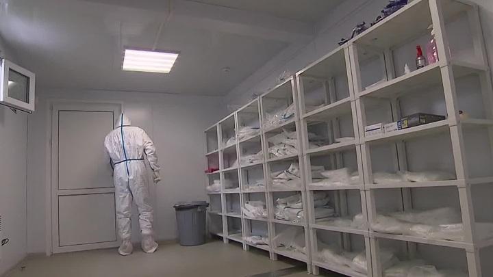 В Подмосковье выявлено рекордное число заболевших COVID-19