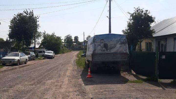 В Томской области девушка едва не лишилась головы, высунув ее из движущейся машины