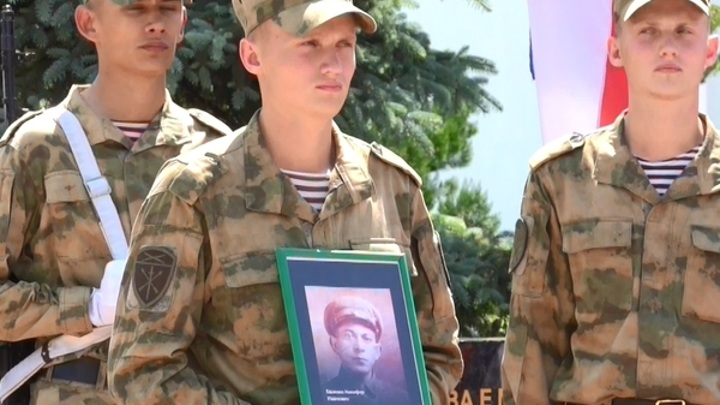 В Рязанской области перезахоронят останки солдата Великой Отечественной войны