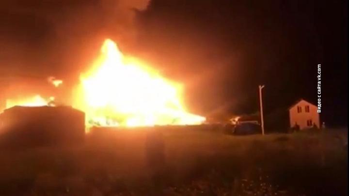 В Марий Эл за неделю произошло более 40 пожаров