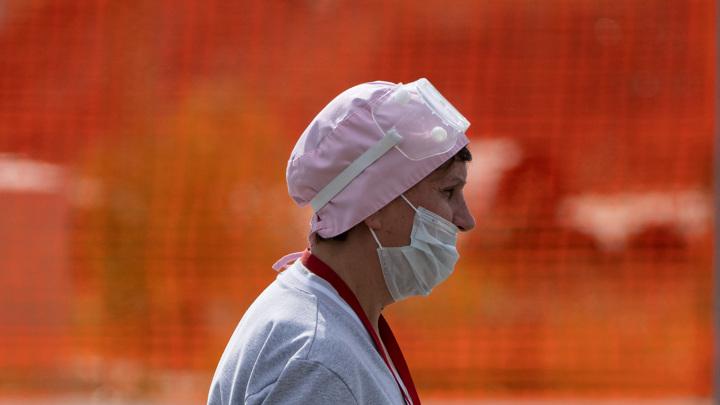 Ракова: в Москве 3 недели наблюдается взрывной рост заболеваемости COVID-19