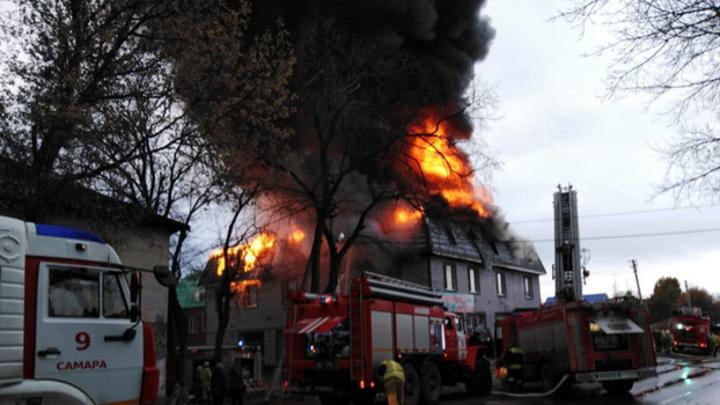 В Самаре под суд пойдет владелец хостела, при пожаре в котором сгорели 4 человека