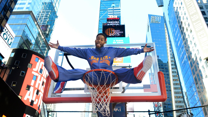 """НБА может пополниться выставочной командой """"Гарлем Глобтроттерс"""""""