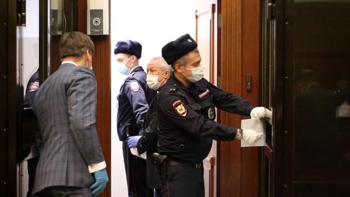 Суд оставил без изменения приговор актеру Ефремову
