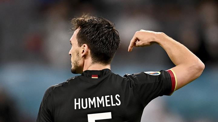Евро-2020. Англия – Германия. Матч 1/8 финала