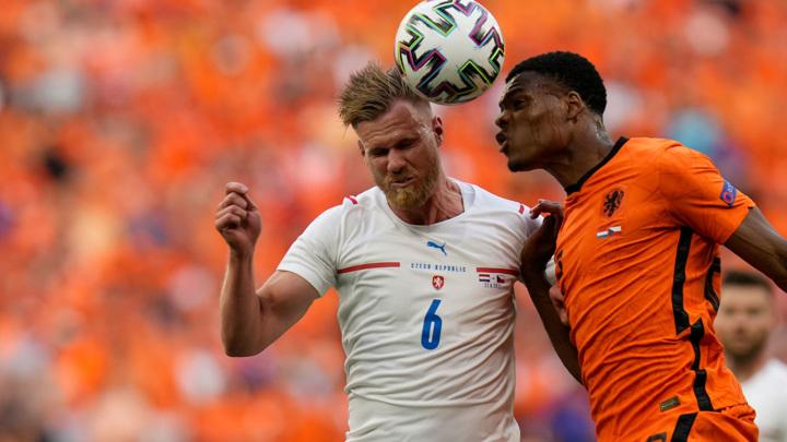 Евро-2020. Нидерланды – Чехия. Матч 1/8 финала