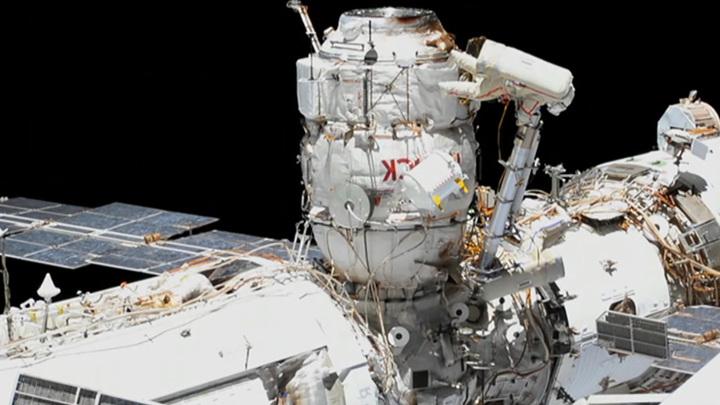 Американский спутник скрытно запущен с борта МКС